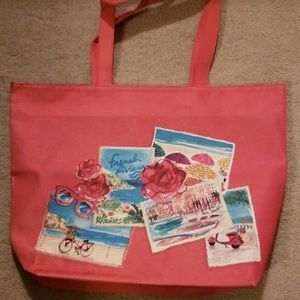 Nwot 🎀 Lancome French Riviera tote bag. 🎀
